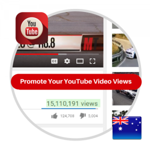 Youtube Views From Australia