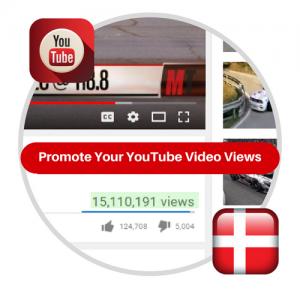 Youtube Views From Denmark