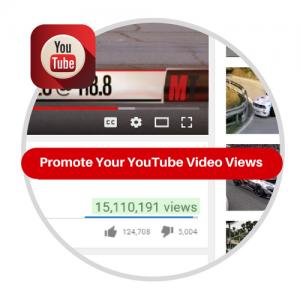 Youtube Views - Worldwide