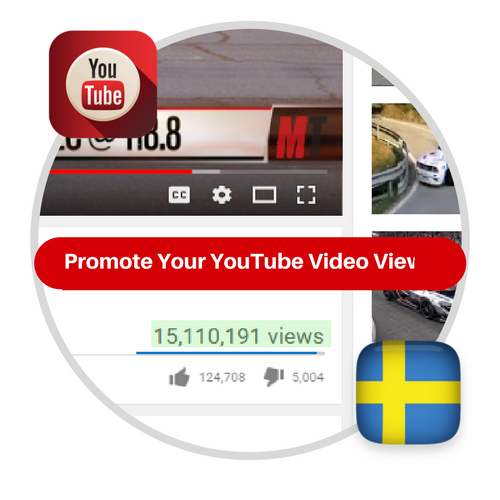 Youtube Views From Sweden