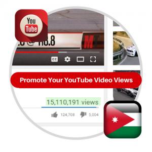 Youtube Views From Jordan