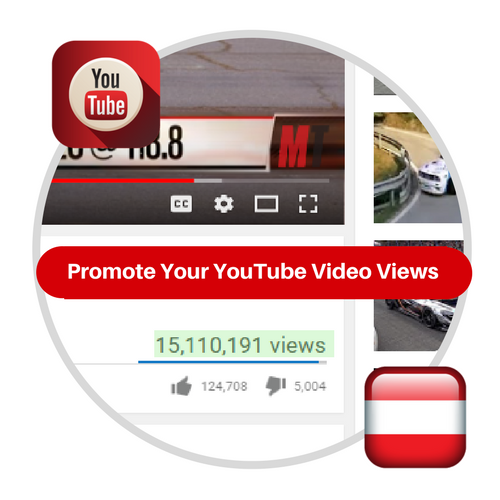 Youtube Views From Austria