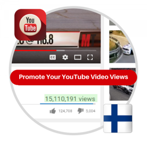 Youtube Views From Finland