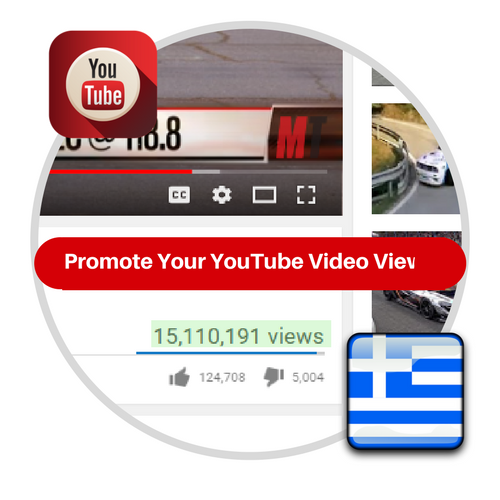Youtube Views From Greece