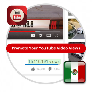 Youtube Views From Mexico