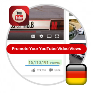 Youtube Views From Germany