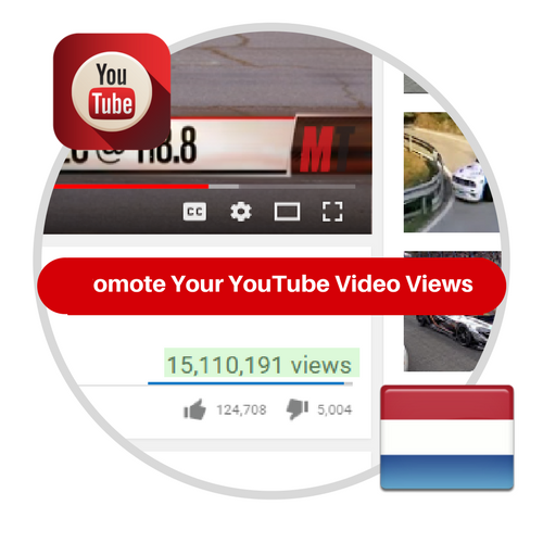 Youtube Views From Nederland