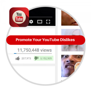 Youtube Dislikes