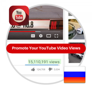 Youtube Views From Russian