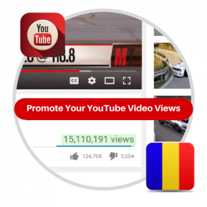 Youtube Views From Romania