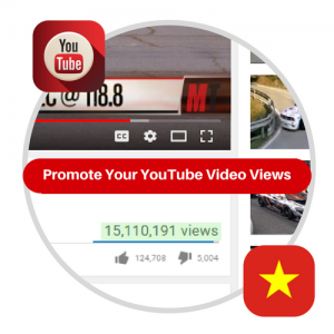 Youtube Views From Vietnam