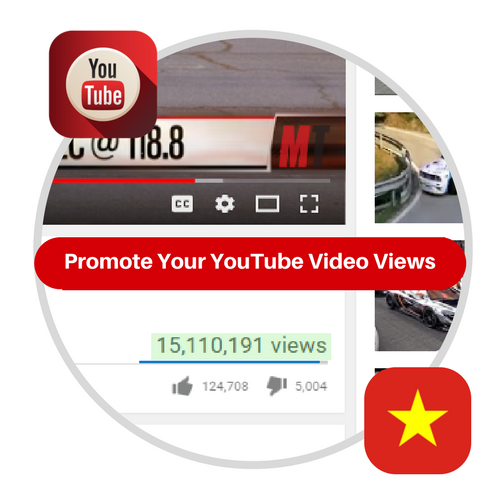 Youtube Views From Vietnam