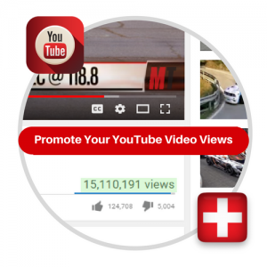 Youtube Views From Switzerland