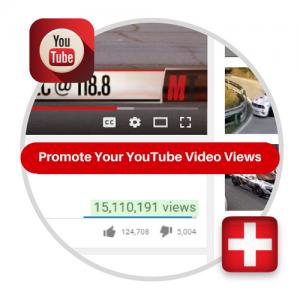 Youtube Views From Switzerland