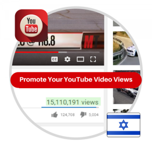 Youtube Views From Israel