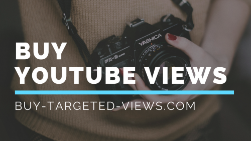 The best reasons tobuy Youtube views to your video