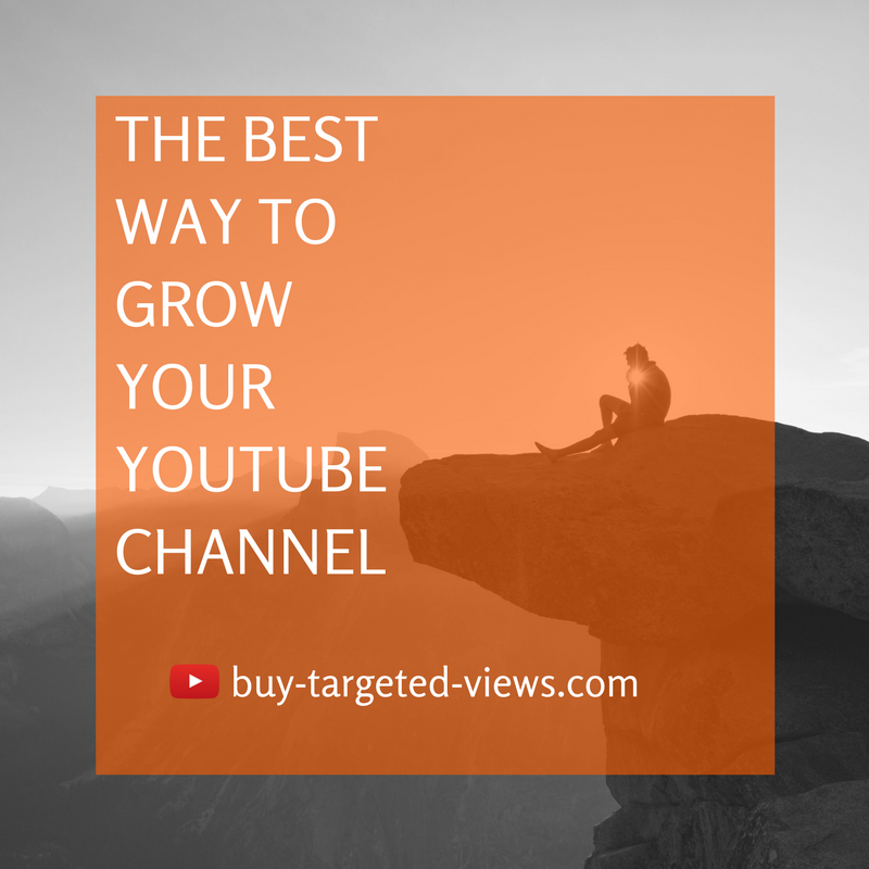 The best way to grow your Youtube channel
